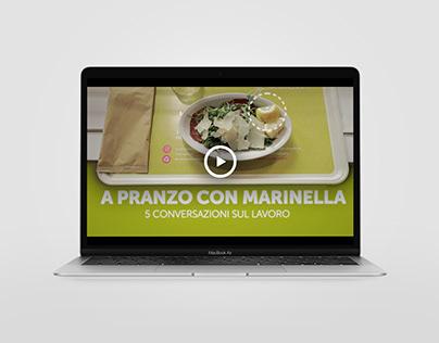 Camst. A pranzo con Marinella