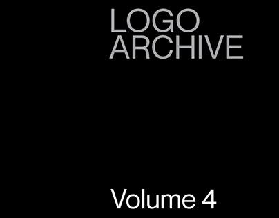 LOGO ARCHIVE   Volume 4