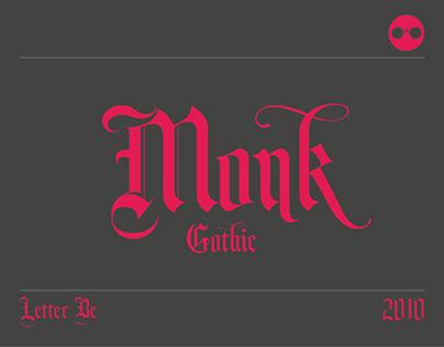 Monk - A Free Font