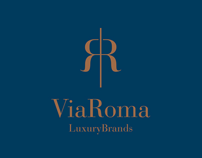 Via Roma Luxury - branding