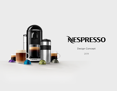 Nespresso E-commerce Redesign