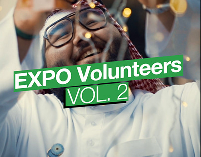 Expo 2020 Volunteers | VOL.2