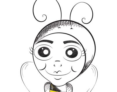 النحلة هلّوزي