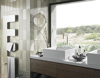 Scandinavian Tile Concept