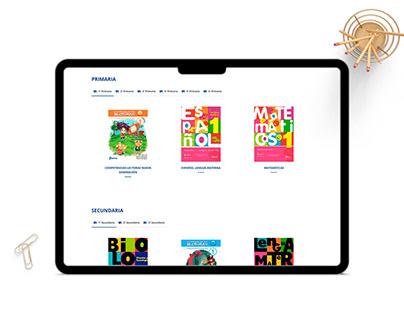 Ediciones Norma - Diseño Web