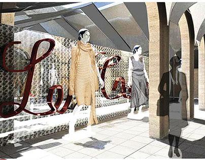 Les Copains Fashion Showroom