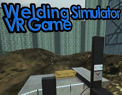 Virtual Reality Welding Simulator / Steel