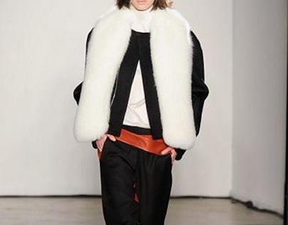 Pedro Lourenço - Inverno 2012 - Paris Fashion Week