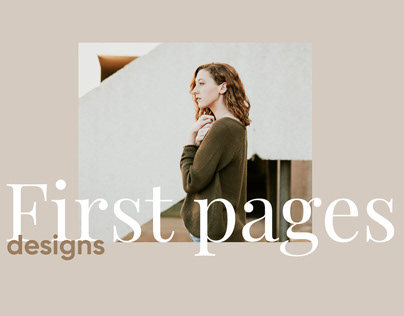 First Pages Designs