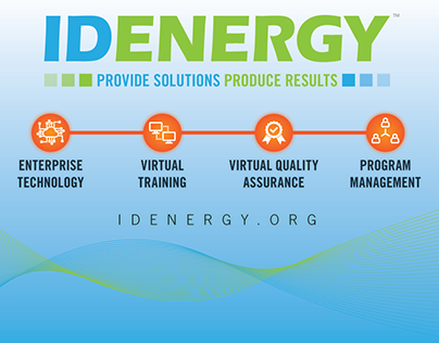 I.D. Energy Logo and Brand