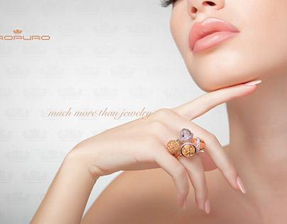 oropuro branding