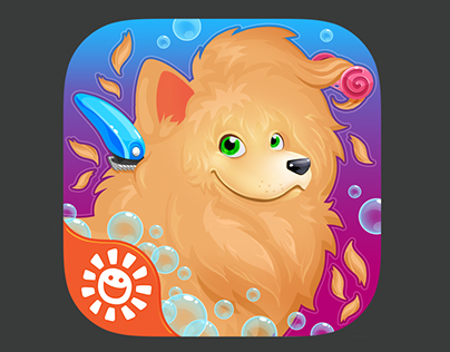 Fluffy Pet Salon - Game App