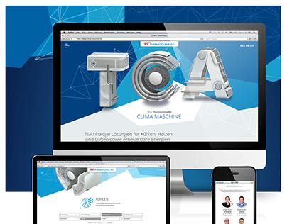 TCA Clima Maschine
