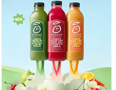 Super Juice Launch 2017