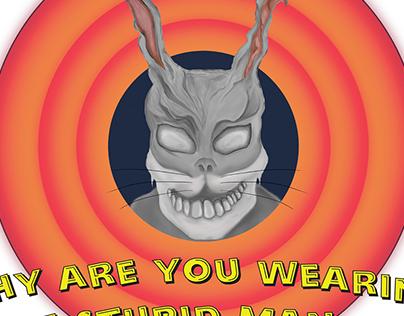 Frank/Bugs bunny (Loony Tunes/Donnie Darko)