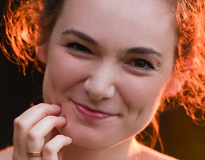 Model: Maria Wiercigroch