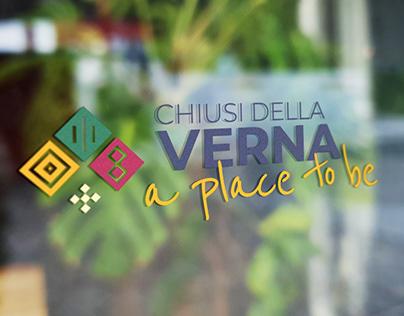 Chiusi della Verna - a Place to Be | Brand Identity