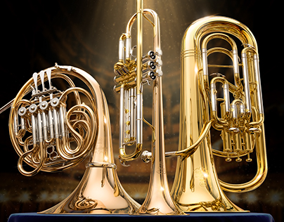 Yamaha wind instruments