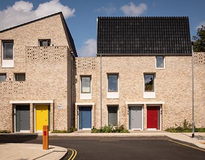 Goldsmiths St / Mikhail Riches Architects / Norwich