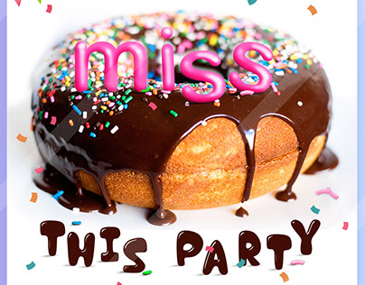 Donut Party!