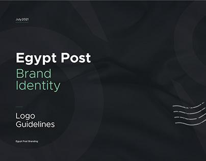 Egypt Post Rebranding (Graduation Project)