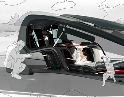 Etage_Car design for family with children