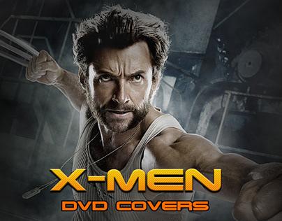 X-Men. DVD Covers