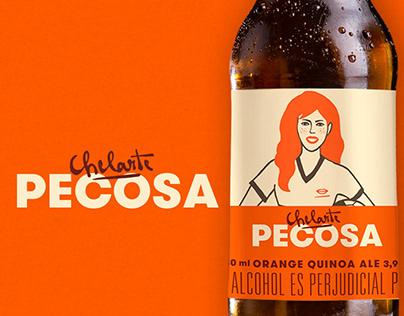 Pecosa, Special Edition Craft Beer