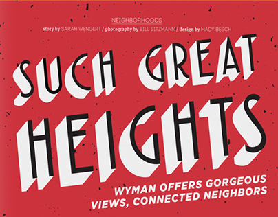 60s Design - Wyman Heights