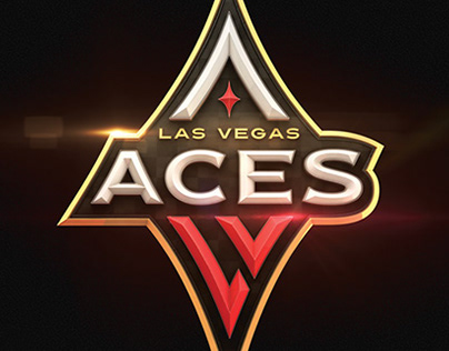 Las Vegas Aces | WNBA Branding + Identity