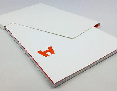 Hornall Anderson Capabilities Book