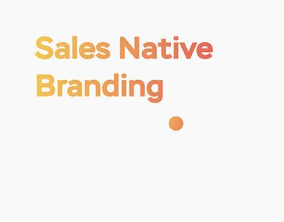 SalesNative Brand Identity