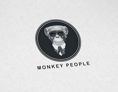 Logo Monkey people bar