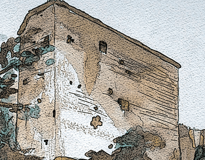 Castle of Zovencedo