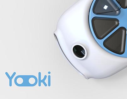 YOOKI - DRONE EN EHPAD