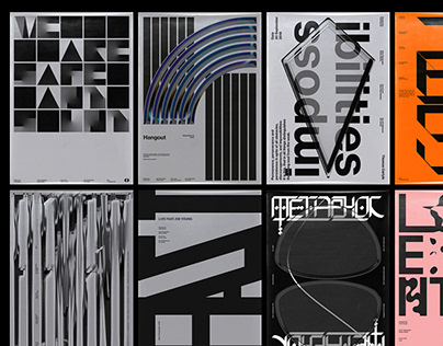Typographic Posters vol.3