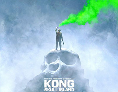 Kong: Skull Island - Official collab - WB & Legendary