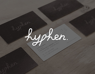 合同会社hyphen / VI