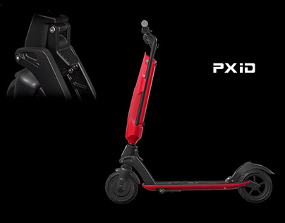 Foldable Mobility Scooter Sharing Electric Scooter
