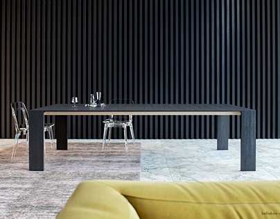 """""""SMENA"""" The design of the table"""