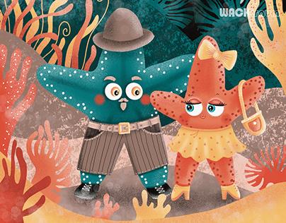 LittleBigOcean - Partner Project