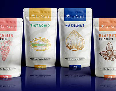 Le Noci - Packaging
