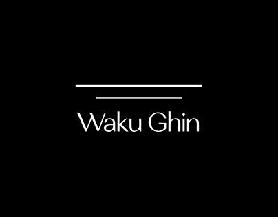 Restaurant Design /Waku Ghin