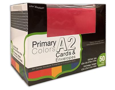 Value Pack Card & Envelope Packaging