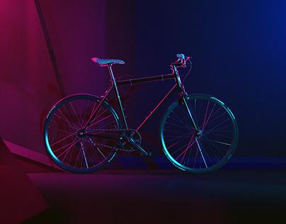 Light study - Bike