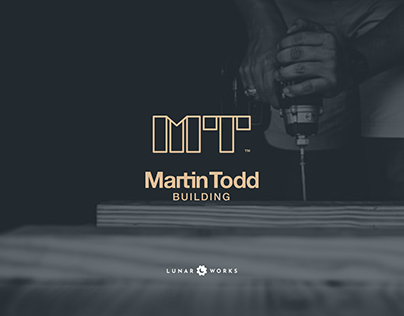 Martin Todd Building • Branding
