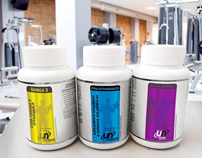 Projeto Rótulo Polivitamínico Ultra Nutri