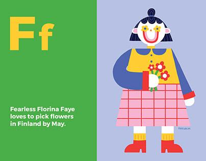 Florina Faye