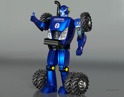 Robô New Holland