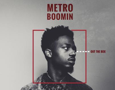 Metro Boomin cover design concept